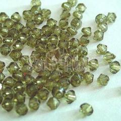 Crystal Emerald Bead