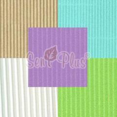 Corrugate Pape Lovely Pastel