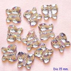 Jewels Embellishment - Butterfly Crystal