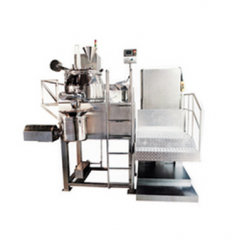 High Speed Mixer-Wet Granulator