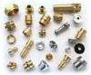 Metal and brass Sparepart of machines cars and