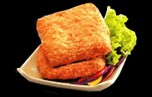 Shrimp patty (Square shape)