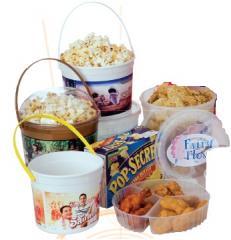 Bucket for Popcorn