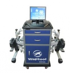 Computer Wheel Alignment System