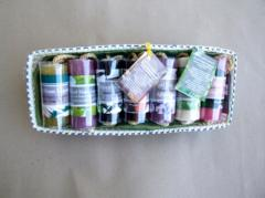 Hand Made Natural Soap New Years Gift Set For Familymart Thailand