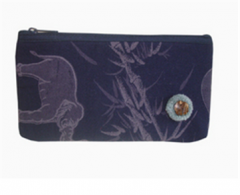 Hmong Purse-Navy Blue