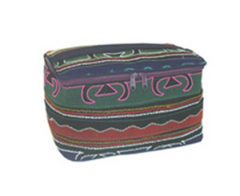Akha Toiletry Bag-Black