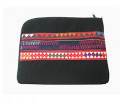 Akha Note Book Bag/L-A-Black