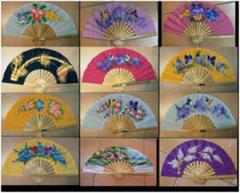 Bamboo Folding Hand-Fan