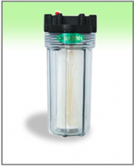 Plastic water purifier M1F-3