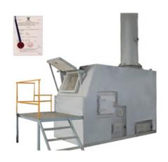 Low Cost Incinerator