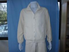 Jacket with zip