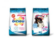 Atom Plus detergent