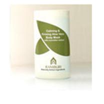 Calming & Hydrating Aloe Vera Body Mask