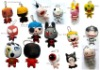 Plastic Funny Dolls