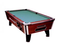 Pool Tables Vending Machine