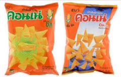 Crispy Cornae Corn snacks