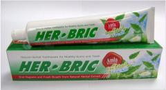 HerBric Herbal Toothpaste