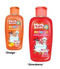 HERB KIDS-Shampoo and Shower Bath for KIDS (3in1)