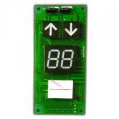 LED 7 Segment series BVX100
