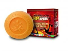 Easy sports soap