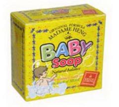 Baby soap natural balance