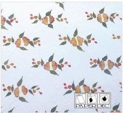 Folwer decorative paper