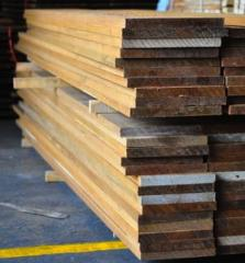 Teak Lumber - LB