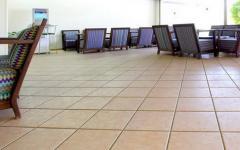 Interior Floor Deck