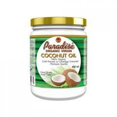 Paradise Organic Extra Virgin Coconut Oil 450ml