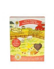 100 % Organic Jasmine Pink Rice
