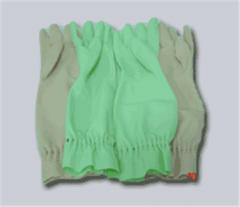 NR (Natural Rubber Gloves)