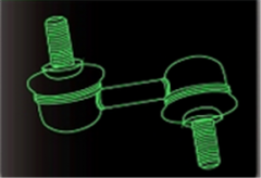 Stabilizer Link Rods