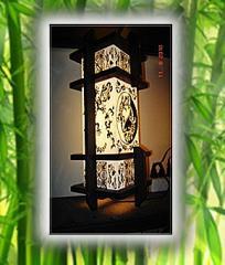Foldable cotton lamp