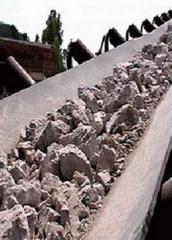 Rubber Conveyor Belt Ware Resistance Diamond-De