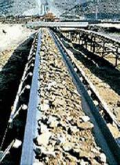 Rubber Conveyor Belt Ware Resistance Diamond-Ds
