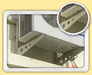 Brackets for Air Conditioning Units