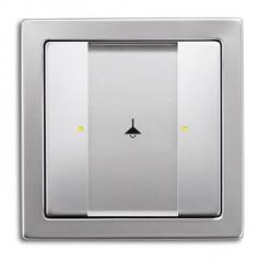 Push Button - Pure Stainless Steel