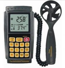 Digital Air-flow Anemometer