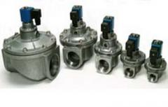 Pulse Jet Valves are the straight in valves, with