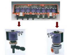 Solenoid pilot valves
