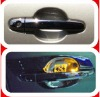 Door Handle Cover With LED-Vigo, Fortuner (2 Drs