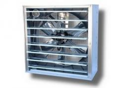 Axial fans with frame made in galvanized steel sheet