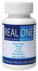 Real One, supplement product
