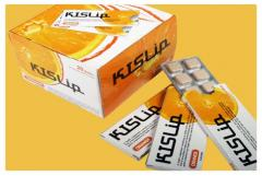 Kislip, Enzyme Food Supplement