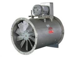 Axial Duct Fan with Belt Drive, Type AV-E