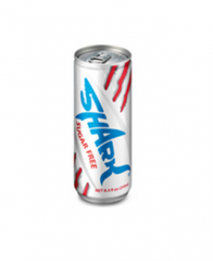 SHARK Sugar Free Carbonated Energy Drink