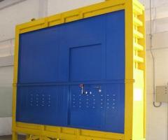 Wind Resistant Doors
