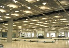 Expanded Metal Ceilings