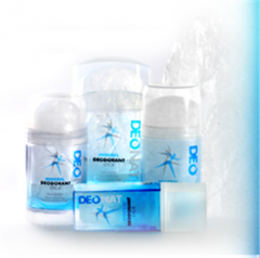 Natural Mineral Salt Deodorant